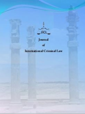 Journal of International Criminal Law